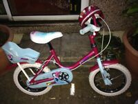 Raleigh Pixie kids Bike in Barking Essex.