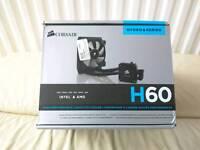 Corsair h60 cpu cooler