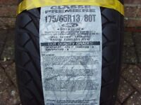 Brand new Classe Premiere tyre 175/65R13 80T bought for my own car but never used.
