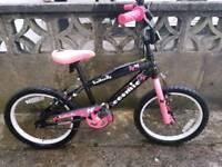"""Butterfly cosmic 18"""" bike"""