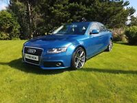 2010 Audi A4 tdi 6spd £30 Year Tax