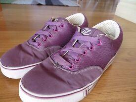 Girls Heelys roller shoes Fort William