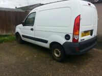 Renault kangoo 1.5 dci new gearbox and clutch