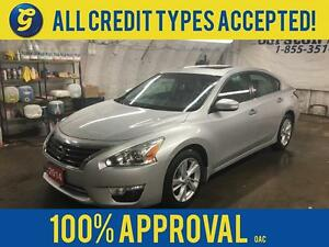 2014 Nissan Altima SL*LEATHER*POWER SUNROOF*REMOTE START*NAVIGAT