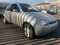 Ford Ka Silver 1.3 Petrol Bargain Quick Sale Low Mileage Clean Alloys