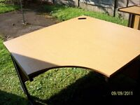 Desk very strong £34 Free Local Delivery