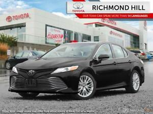 2018 Toyota Camry XLE  - Navigation -  Sunroof - $103.21 /Wk