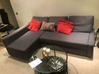 IKEA Corner Sofa Bed (New)