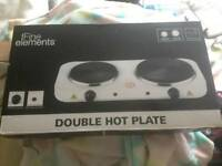 Brand new hotplate