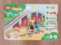 Duplo Bridge & Track Set
