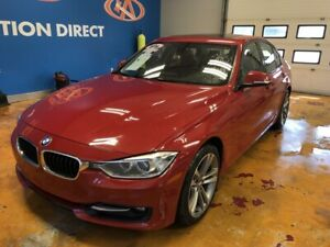 2014 BMW 320 i xDrive LUXURY SPORT!, NAVIGATION, LEATHER, SUN...