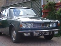Rover 2000 Series 1 P6
