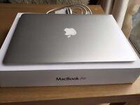 "Macbook AIR 13"" 2014 - i7- 8GB - 256GB . apple care , Office 2016 - Adobe , Final cut"