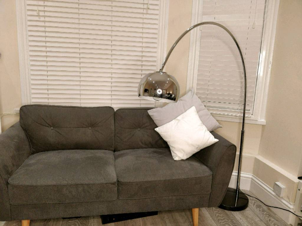 Arched Curved Floor Lamp In Earls Court London Gumtree