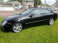 MERCEDES C-CLASS COUPE, 2 DOOR, 2008, FULL LEATHER **FINANCE FROM AS LITTLE AS £26 A WEEK**
