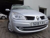 58 RENAULT SCENIC 1.6,MOT JUNE 017,2 OWNERS FROM NEW,2 KEYS,PART SERVICE HISTORY,LOVELY EXAMPLE