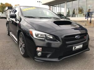 2015 Subaru WRX STi Sport-tech Package (M6)