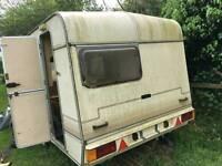 Storage Caravan