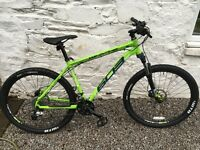 Whyte 603 2016 hard tail mountain bike
