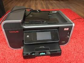 Lexmark photo copier printer scanner and fax