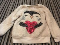 Girls Jumper (age 4-5)