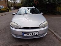 Ford Cougar 2.0 16v with LPG