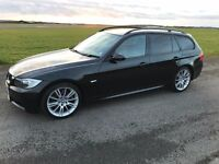 2008 BMW 325d Touring MSport - Excellent Condition, Full Service History, 2 Owners