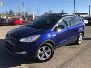2013 Ford Escape SE / PANORAMIC SUNROOF / HTD SEATS