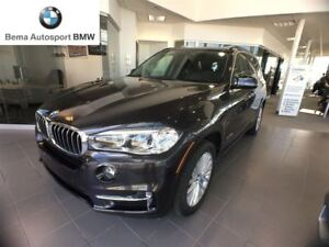 2014 BMW X5 xDrive35d Luxury Line Local Leased Unit, 3rd Row S
