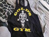 2 gym vests