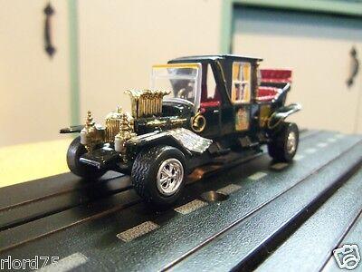 George Barris The Munsters Koach Custom HO Scale Slot Car Vintage Aurora Tjet