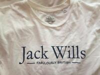 Jack Wills and Levi t-shirts