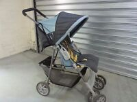Gracco Stroller / Pushchair With Rain cover Perfect Budget Pushchair