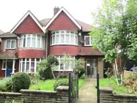 NEWLY RENOVATED BRIGHT SPACIOUS 5 BEDROOM HOUSE WITH GARDEN NEAR TRAIN, TUBE & MIDDLESEX UNIVERSITY