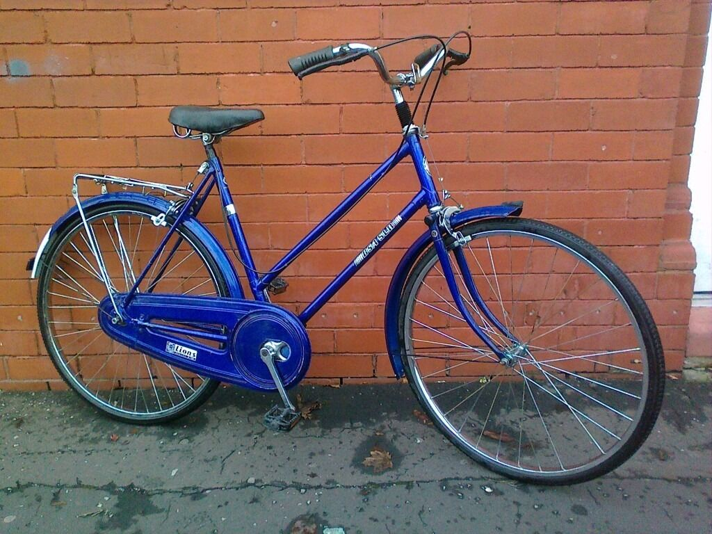 BSA road , classic city bike - Mudguard !!!