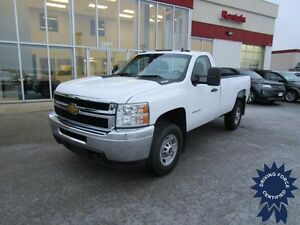 2013 Chevrolet Silverado 2500HD WT Regular Cab 2WD Long Box 8'