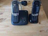 Siemens Gigaset C620A Twin DECT Cordless Phone