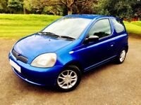 SUPERB YARIS. LOW MILEAGE. SERVICE HISTORY. LOOKS AS NEW. DRIVES AS NEW.