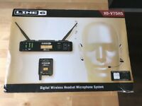 Line 6 XD V75 HS Digital Headset Radio Mic