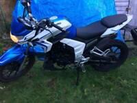 Venom 125cc lexmoto