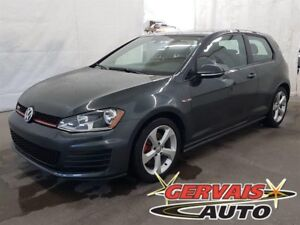 Volkswagen GTI Turbo A/C MAGS 2016
