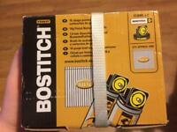 Bostitch finishing nails &a fuel cells