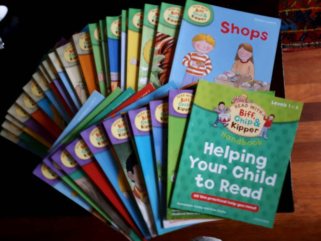 Oxford reading tree book sets