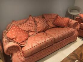 Hand Made Russell Francis Sofas