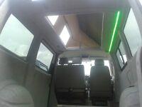 vw camper lining /insulation service