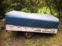 Trailer tent £100