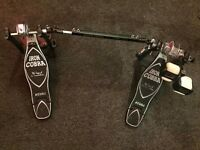 TAMA IRON COBRA Double Pedal