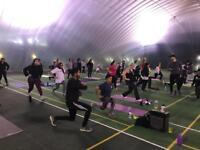 **Free fitness classes for all ages**