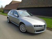 2008 Alfa Romeo 159 Sportwagon 5Dr 1.9l