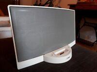URGENT Bose Sounddock White Digital Music System